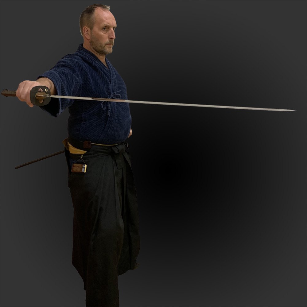 Mugai ryu - sword work