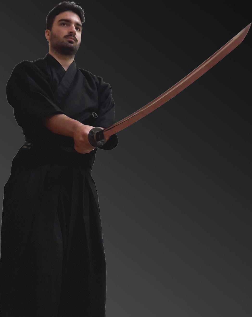 Martial arts - sword